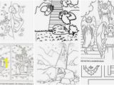 Jacob S Ladder Coloring Pages Printable Archives Sundayschoolist