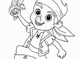 Jake and the Neverland Coloring Pages Jake Pirate Coloring Page