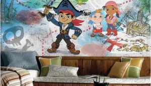 Jake and the Neverland Pirates Wall Mural Captain Jake & the Never Land Pirates Xl Wallpaper Mural 10 5 X 6