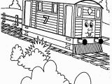 James Thomas the Train Coloring Pages Thomas the Tank Engine Coloring Pages toby