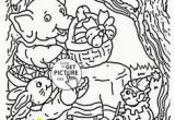 """Jan Brett Easter Coloring Pages Hedgie S Easter Eggs"""" Spring Coloring Page Courtesy Of Jan Brett A"""