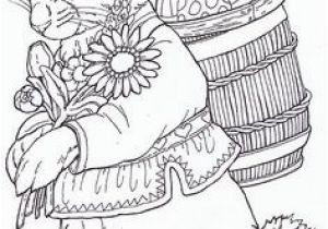 Jan Brett Easter Coloring Pages top 15 Free Printable Easter Bunny Coloring Pages Line