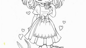 Japanese Anime Girl Coloring Pages New Kids Coloring Pages for Girls Kawaii Anime Naruto