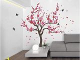 Japanese Cherry Blossom Tree Wall Mural Cherry Dies Amazon