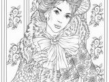 Japanese Christmas Coloring Pages Fancy Outfit Printable Adult Coloring Page From Favoreads