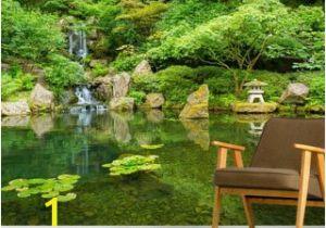 Japanese Garden Wall Murals Landscape Wallpaper & Wall Murals