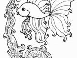 Japanese Koi Fish Coloring Pages Fish Coloring Pages for Adults Cool Coloring Pages