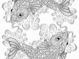 Japanese Koi Fish Coloring Pages Koi Fish Coloring Page Luxury 66 Best Adult Coloring Page
