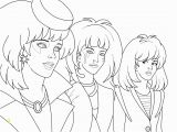 Jem and the Holograms Coloring Pages Jem and the Holograms Coloring Pages Coloring Home