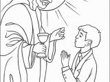 Jesus and the Samaritan Woman Coloring Page Jesus and the Samaritan Woman at the Well Bible Coloring Page