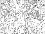 Jesus Arrested In the Garden Of Gethsemane Coloring Page Jesus Arrested In the Garden Of Gethsemane Coloring Page
