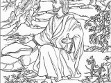 Jesus Arrested In the Garden Of Gethsemane Coloring Page Jezus In Gethsemane