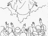 Jesus ascension Coloring Page Jesus ascension Coloring Page Awesome Jesus Christ Coloring Pages 7