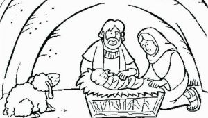 Jesus Born Printable Coloring Pages 14 Best Jesus Birth Coloring Pages