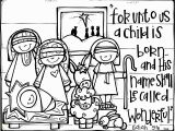 Jesus Born Printable Coloring Pages Baby Jesus Coloring Pages Download thephotosync