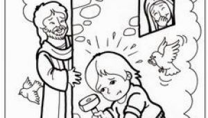 Jesus Boyhood Coloring Pages 75 Best Coloring Bible Nt Gospels Images