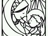Jesus Boyhood Coloring Pages Coloring Virgin Mary Mother Mary Coloring Pages Printable