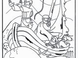 Jesus Calm the Storm Coloring Page 20 Luxury Jesus Calms the Storm Coloring Page
