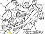 Jesus Calm the Storm Coloring Page A Foldable Craft to Retell the Story Jesus Calms A Storm