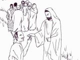 Jesus Heals 10 Lepers Coloring Page 1000 Images About Jesus Heals the Ten Lepers On Pinterest
