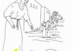 Jesus Heals A Leper Coloring Page 42 Best Jesus Heals the Ten Lepers Images