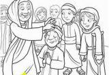 Jesus Heals A Leper Coloring Page 42 Best Jesus Heals the Ten Lepers Images