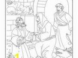 Jesus Heals A Man Born Blind Coloring Page 10 Best Jesus Healed A Man Born Blind Bible Activities