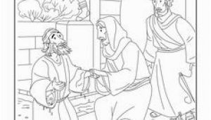 Jesus Heals A Man Born Blind Coloring Page 10 Best Jesus Healed A Man Born Blind Bible Activities