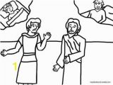 Jesus Heals the Official S son Coloring Page Free Coloring Sheet Of Jesus Healing the Officials son