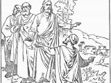 Jesus Heals the Official S son Coloring Page Healing the Nobleman S son
