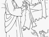 Jesus Heals the Official S son Coloring Page Jesus Heals Coloring Page – Learning How to Read