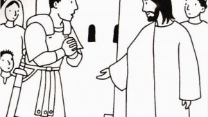 Jesus Heals the Official S son Coloring Page Milagres50 708×814