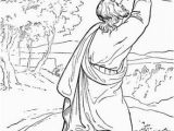 Jesus is Tempted Coloring Page 29 Jesus Temptation Coloring Page