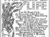 Jesus is the Bread Of Life Coloring Page 129 Best Adult Coloring Pages Images