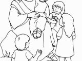 Jesus Loves Me Coloring Page for toddlers Jesus Loves Me Jesus Love Me and the Other Children too Coloring