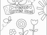 Jesus Loves Me Coloring Page Inspirational Jesus Loves Me Coloring Page Coloring Pages