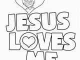 Jesus Loves Me Coloring Page Printable God Loves Me Coloring Page Coloring Chrsistmas
