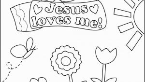 Jesus Loves Me Coloring Page Printable Inspirational Jesus Loves Me Coloring Page Coloring Pages
