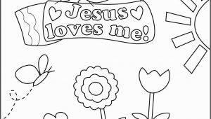 Jesus Loves Me Coloring Page Printable Inspirational Jesus Loves Me Coloring Page Coloring Pages