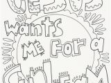 Jesus Loves Me Coloring Page Printable Jesus Loves Me Coloring Pages for Preschoolers