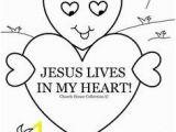 Jesus Loves Me Heart Coloring Page 172 Best Children S Church Ideas Images