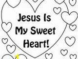 Jesus Loves Me Heart Coloring Page 226 Best Awana Cubbies Images