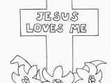 Jesus Loves You Coloring Page Jesus Loves Me Jesus Love Me Cross Coloring Page