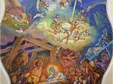 "Jesus Murals Wall Paintings Geburt Jesu"" Ganz Oben Simonswald Badische Zeitung"