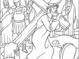Jesus On the Cross Coloring Pages Printable Wonderful Picture Of Jesus the Cross Coloring Pages
