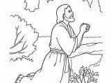 Jesus Praying In the Garden Of Gethsemane Coloring Page Jesus Praying Coloring Page at Getdrawings