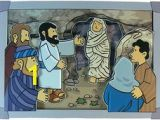 Jesus Raises Lazarus From the Dead Coloring Page 36 Best New Lazarus Images