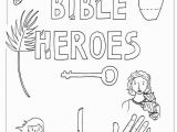Jesus the True Superhero Coloring Pages Bible Heroes Coloring Page