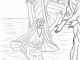 Jesus Walks On the Water Coloring Page Jesus Teaching People Coloring Page Biblie Copii