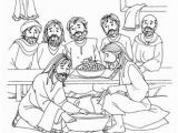 Jesus Washes the Disciples Feet Coloring Page Jesus Free Clipart 81